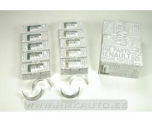 Комплект Коренных Вкладышей OEM Renault 2,2/2,5DCI