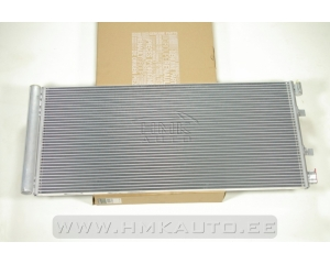 Air conditioner condenser OEM Renault Master 2,3DCI 2010-