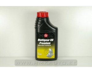 Vaihdelaatikko öljy Havoline Multigear RN Premium 75W-80 1L