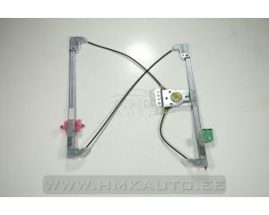 Klaasitõstuki mehhanism vasakule esiuksele Jumpy/Expert/Scudo 2007-