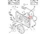 Esivastus, sähkömoottori-jäähdytystuuletin Jumper/Boxer/Ducato 94-06