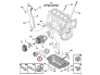 Öljynsuodatin OEM Citroen/Peugeot 1,6HDI DV6FC FAP