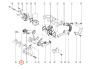 Трубка EGR-а Renault Master/Opel movano 2,3DCI 2010-