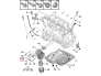 Jahutusvedeliku flants Jumper/Boxer/Ducato 2,2HDI 2006-