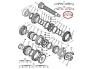 Hammaspyöräsarja, 5-vaihde Jumper/Boxer/Ducato  58X35