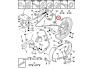 Seisupiduriklotside kinnitusplekk  vasak Jumper/Boxer/Ducato -2006