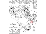 Seisupiduriklotside aktivaatori vedru (2tk) Jumper/Boxer/Ducato -2006