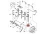 Уплотнительное кольцо форсунки Jumper/Boxer/Ducato 2,2HDI 06-