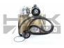 Hammasrihma komplekt + veepump OEM Peugeot/Citroen  1.6-16v  04- 307