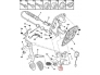 Siduripedaali kinnitus Berlingo/Partner 1.6HDI