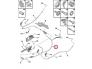 Käsijarru vaijeri edessä OEM Jumpy/C8/Expert/Scudo 2007-