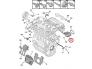 Расходомер воздуха OEM Citroen/Peugeot 1,6HDI