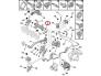 Tiiviste, pakokaasun kierrätysventtiili Citroen/Peugeot 2,0HDI