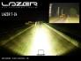 Дополнитеьный дальний свет T-24 HYBRID BEAM LED DRIVING LIGHT, BLACK