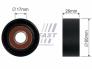 Kiristysrulla, moniurahihna Peugeot/Citroen 1,6HDi