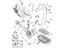 Oil cooler seal Nemo/Bipper/Doblo/Fiorino 1,3HDi F13TE5