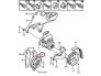 Натяжитель поликлинового ремня Jumper/Boxer 2,5D/TDI