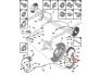 Seisupiduriklotside aktivaatormehhanism Jumper/Boxer/Ducato 2006-