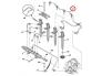 Kütuse tagasivoolutoru Jumper/Boxer/Ducato 2,2HDI 06-